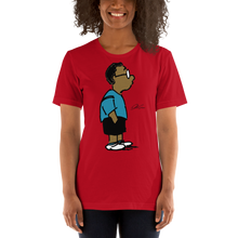 Load image into Gallery viewer, Cartoon Marcellus Suber Ladies'  T-Shirt