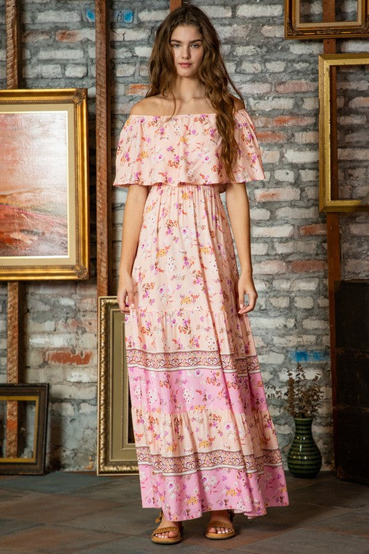 Lost In Paradise Maxi