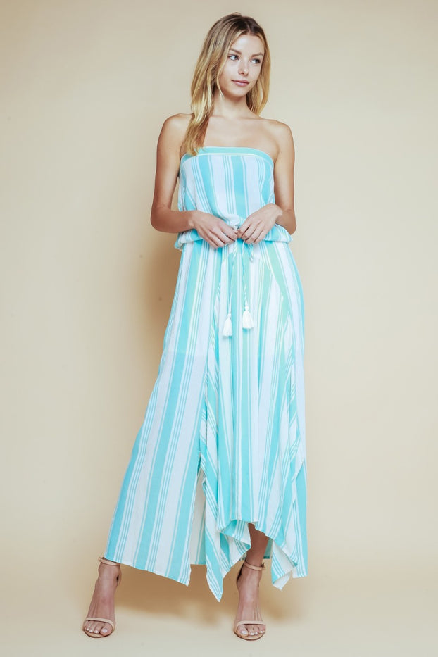 Bloom Where Planted Maxi Dress
