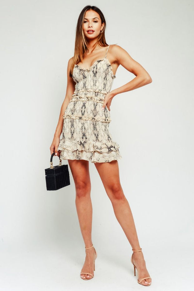 The Sophia Mini Dress