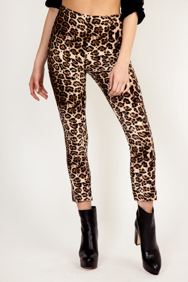 Leopard Lover Pants, BOBBI ROCCO, Pants - Bobbi Rocco