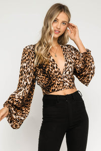 Joan Peasant Top