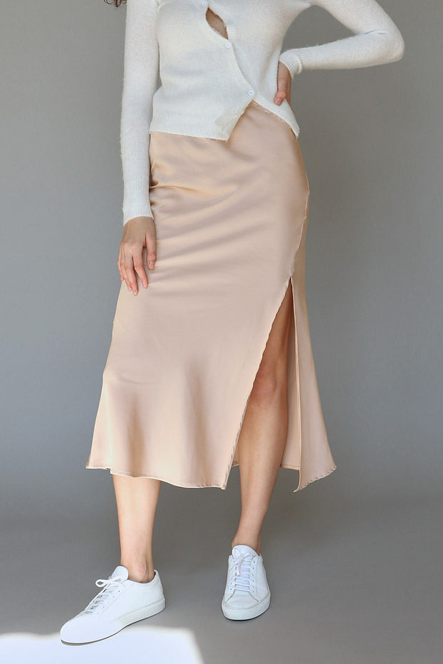 A0124S Days Off Midi Skirt