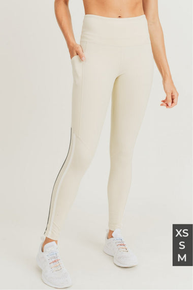 Pocket Panel Leggings