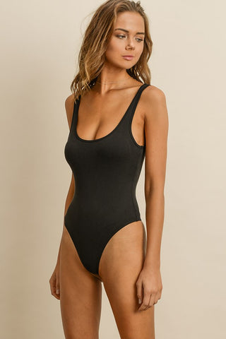 FT2651 Ribbed Bodysuit