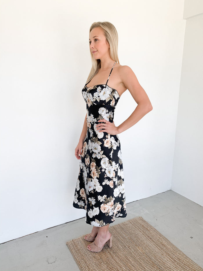 Paige Midi Dress (available in 2 colors)