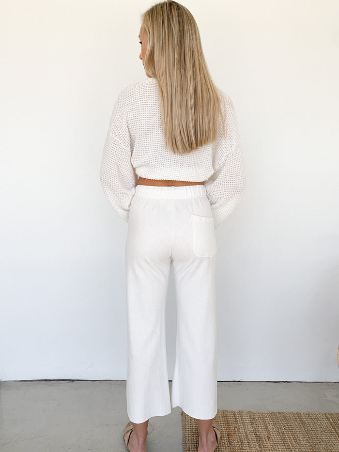The Sandrine Pant (available in 2 colors)