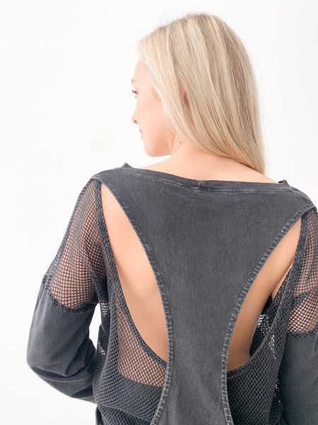 Cassidy Cut-Out Top