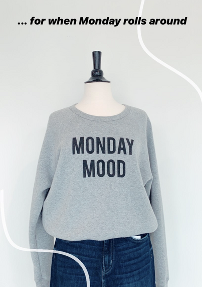 Monday Mood Friday Feels Crew