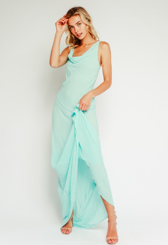Yes Please Maxi Dress