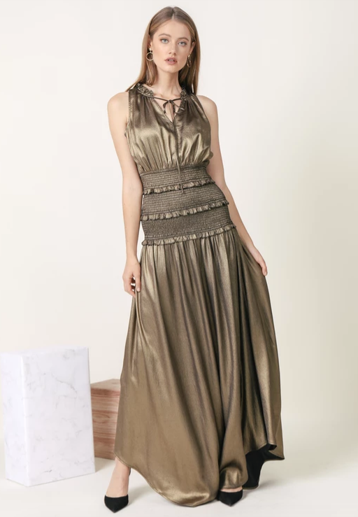 Golden Girl Maxi