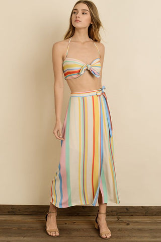 FT3070 Rainbow Halter
