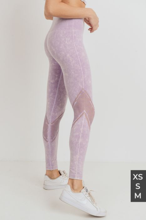 The Charlotte Chevron Leggings