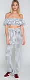 TPP-5039A Spring Stripes Pants, SKYLAR MADISON, Pants - Bobbi Rocco