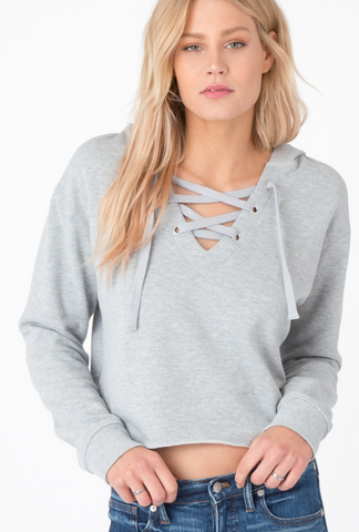 The Lacey Hoodie