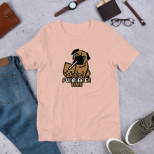 Load image into Gallery viewer, It's Puggle Tea Time Unisex T-Shirt - Printed