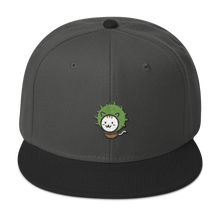 Load image into Gallery viewer, Cat-tus Meow Snapback Hat - Embroidered