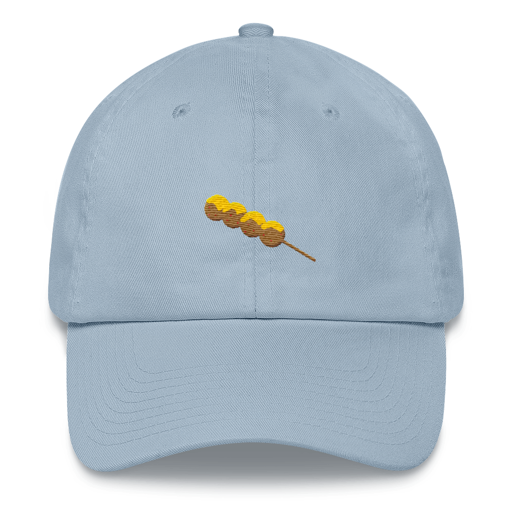 Fishballs Baseball Hat - Embroidered