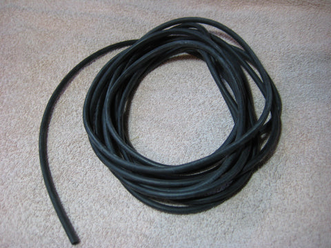 "3/16"" ID Nitrile / Buna N Smoke and Fuel Tubing"