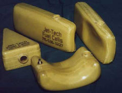 Yellow Aircraft Starfire Fuel Tank Set