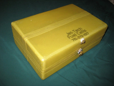 Large Rectangular custom Fuel Tank