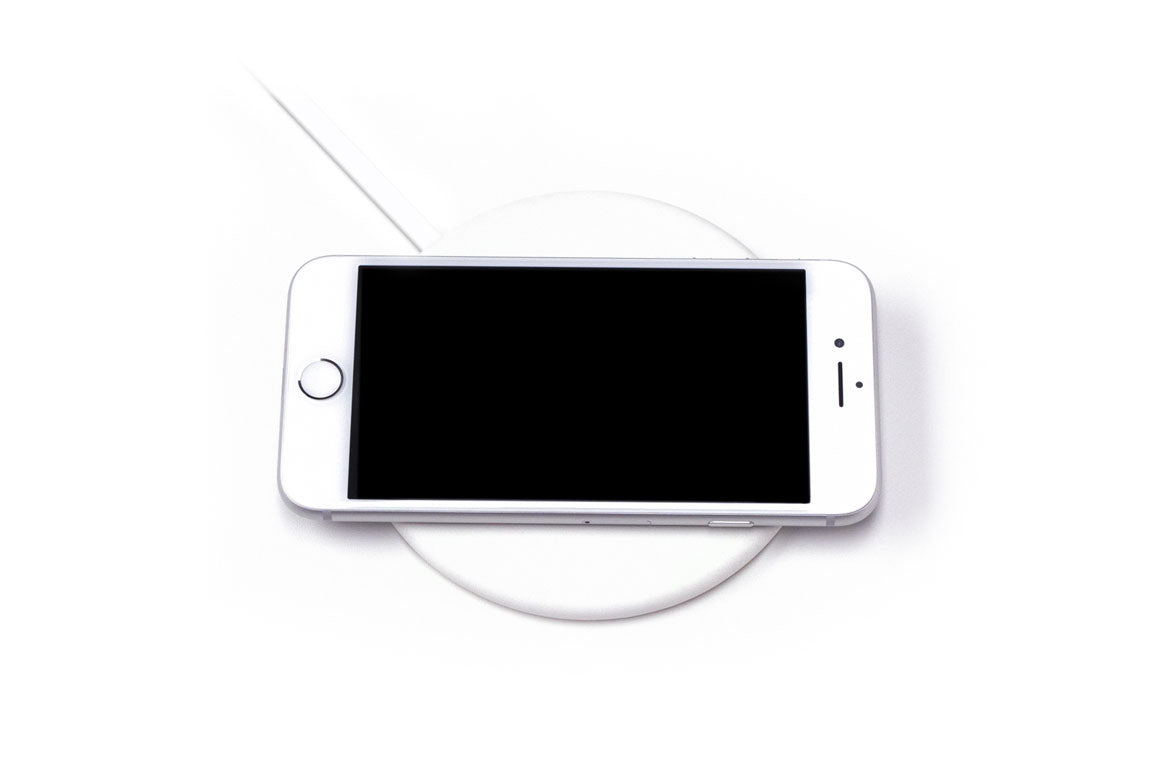 The Super Thin Wireless Charger For Iphone Android Peel