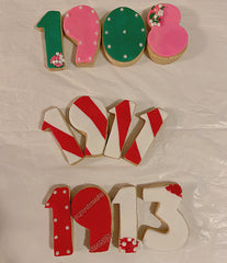 Happy Founders Day (Sorority/Fraternity) Cookies
