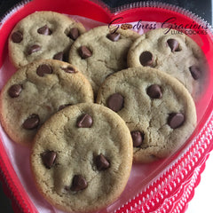 Cookie Love - Heart Shaped Box