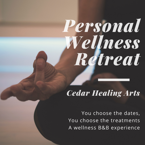 personal wellness retreat