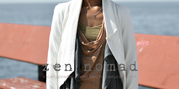 Zen Nomad Natural Dye Limited edition collection