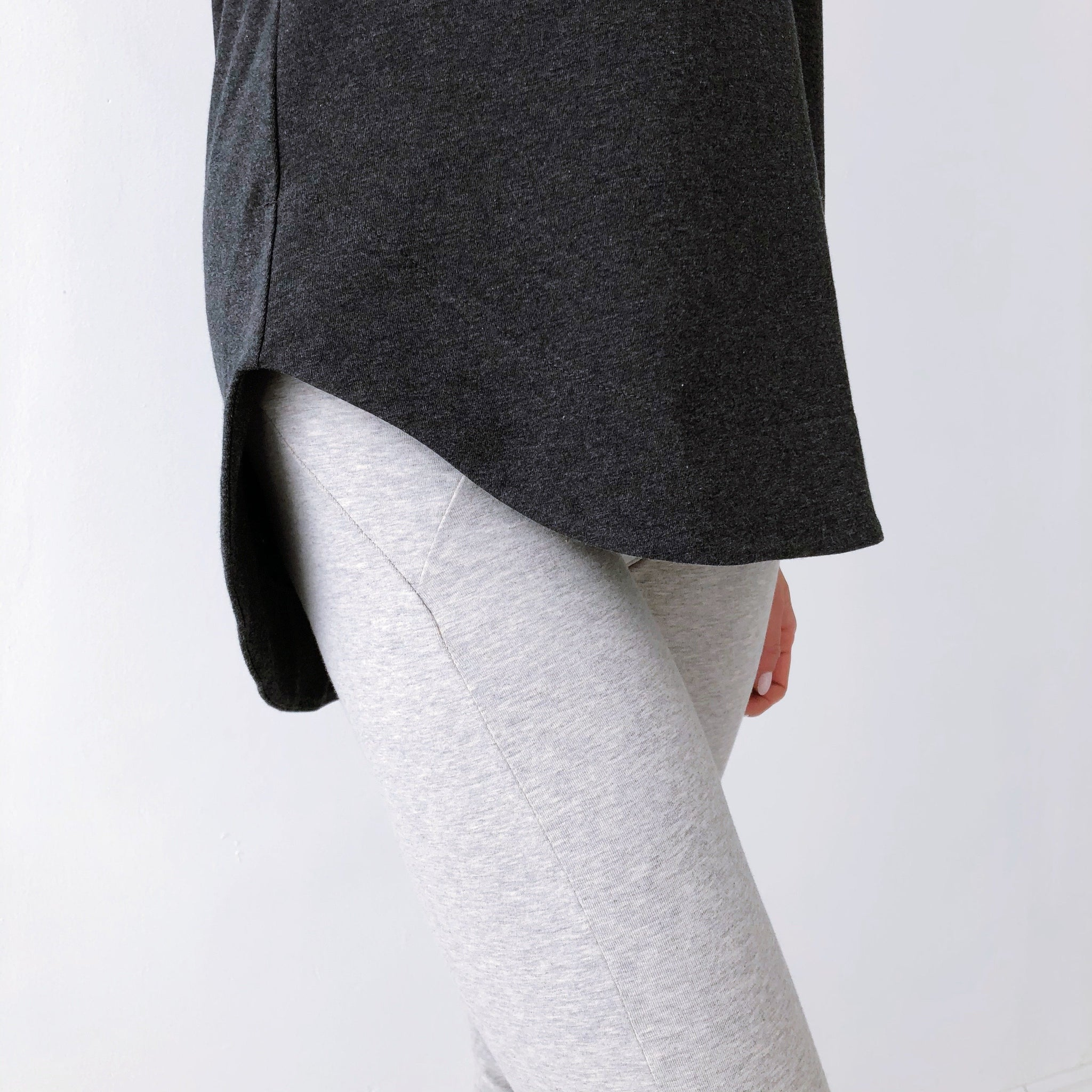 The Harmony Tunic - Long Sleeve - Organic Cotton