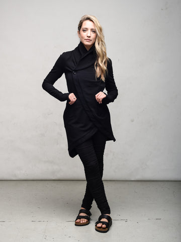 WArrior Wrap Jacket in Sustainable Modal