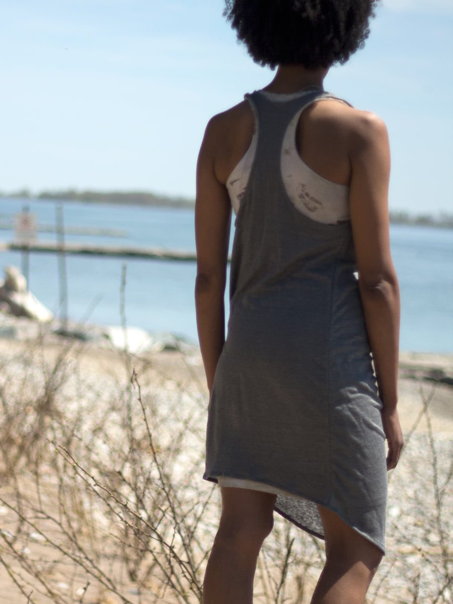 Delphine Dress -  Linen