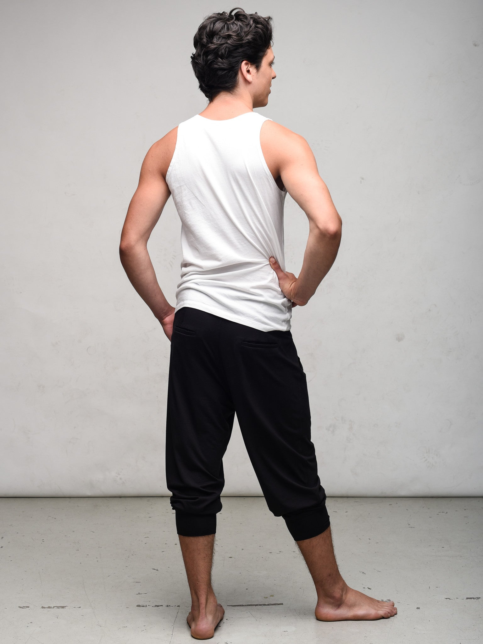 Men's Slender Tank - Organic Cotton