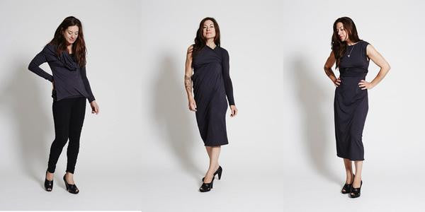 Metamorph Convertible Dress by Thieves ~ 24 different ways!