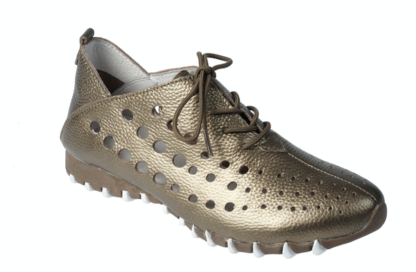 LITFOOT Lace Up Slip On - T. Georgiano's