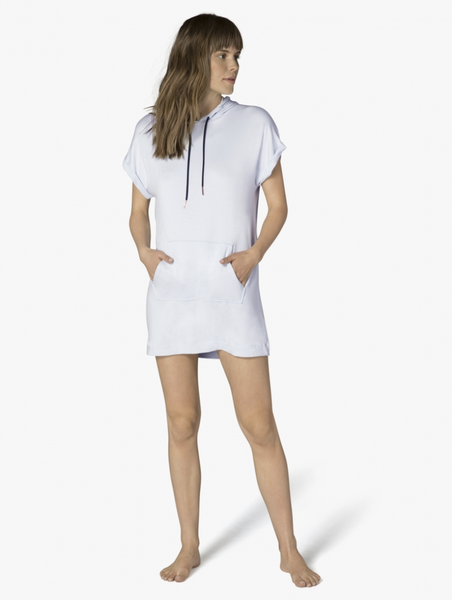 Beyond Yoga It's All Hoodie Dress