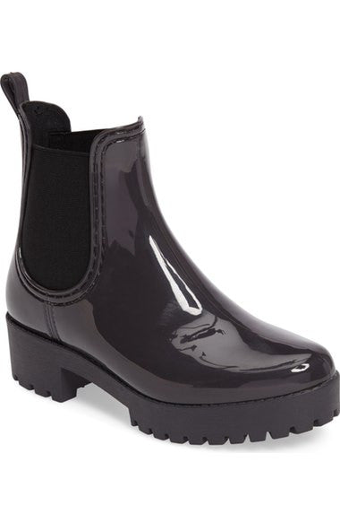 9cfab72123a Jeffrey Campbell Cloudy Chelsea Rain Boot - T. Georgiano s