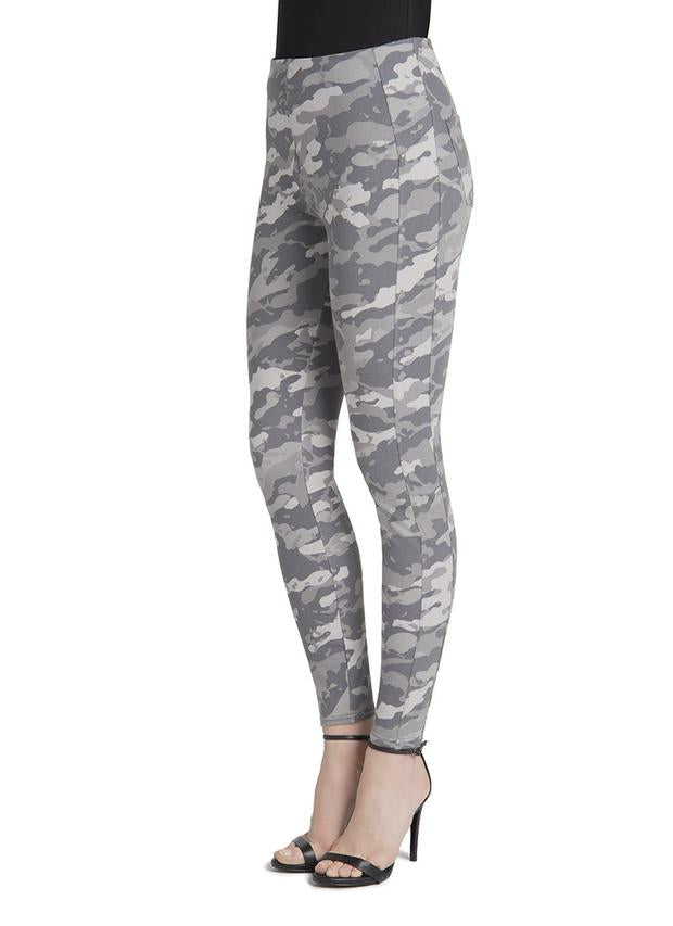 Lysse Soho Canvas Legging Smoke Camo