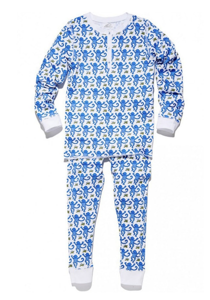Kids Pajama Set - T. Georgiano's