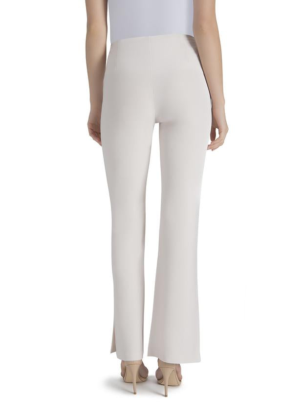 Lysse Flare Slit Pants - T. Georgiano's