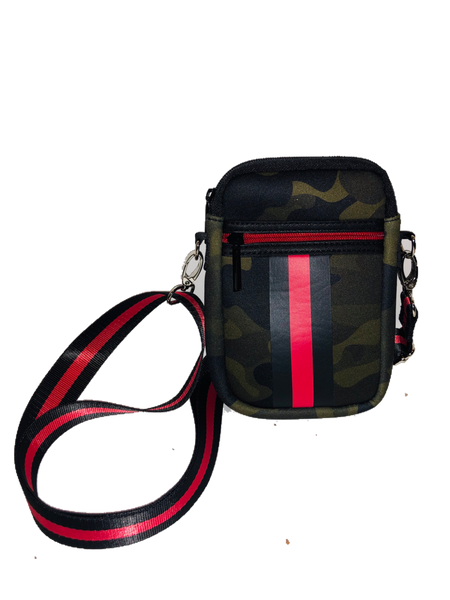 Casey Brat Crossbody - T. Georgiano's