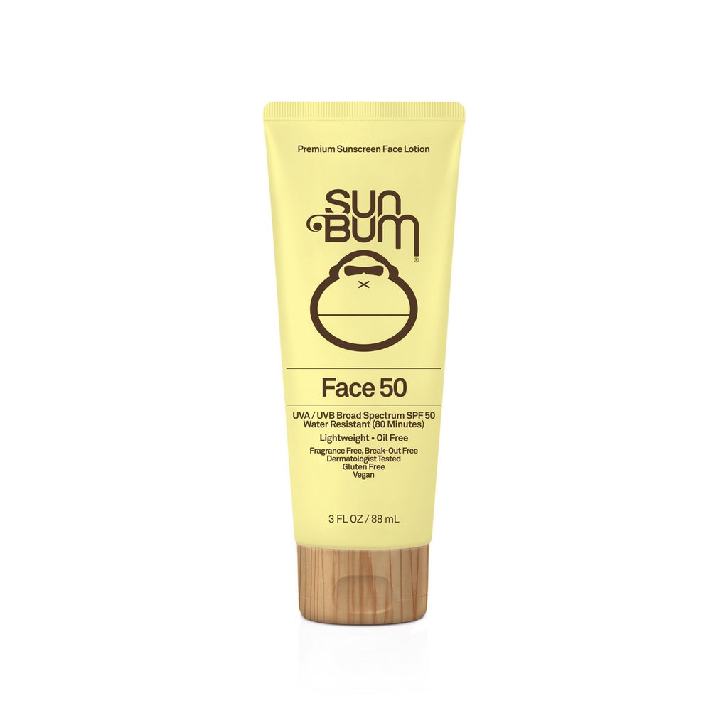 Sun Bum SPF 50 Face Lotion 3oz