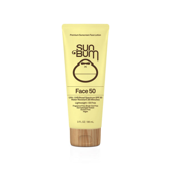 Sun Bum SPF 50 Face Lotion 3oz - T. Georgiano's