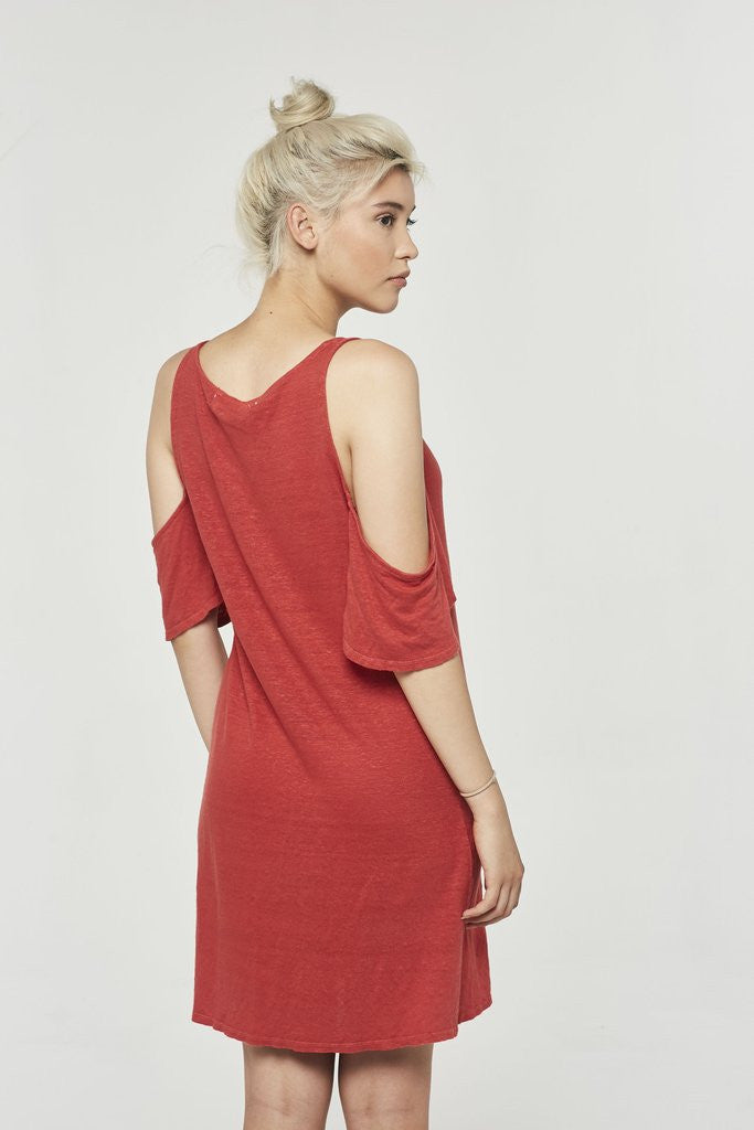 PROJECT SOCIAL T Cold Shoulder Dress