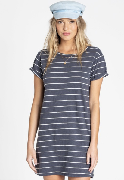 Coast to Coast T-Shirt Dress - T. Georgiano's