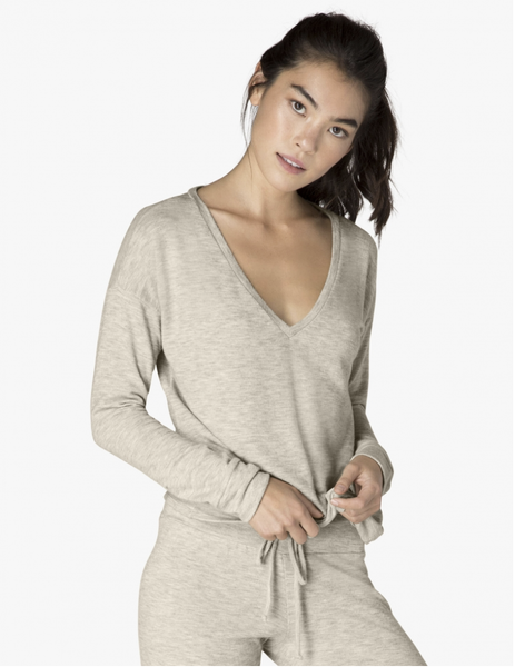 Beyond Yoga Lounge Around Pullover - T. Georgiano's