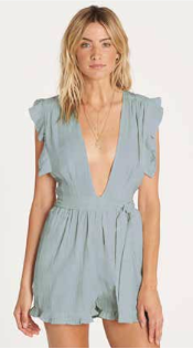 Billabong Sunny Garden Playsuit (January 2018)