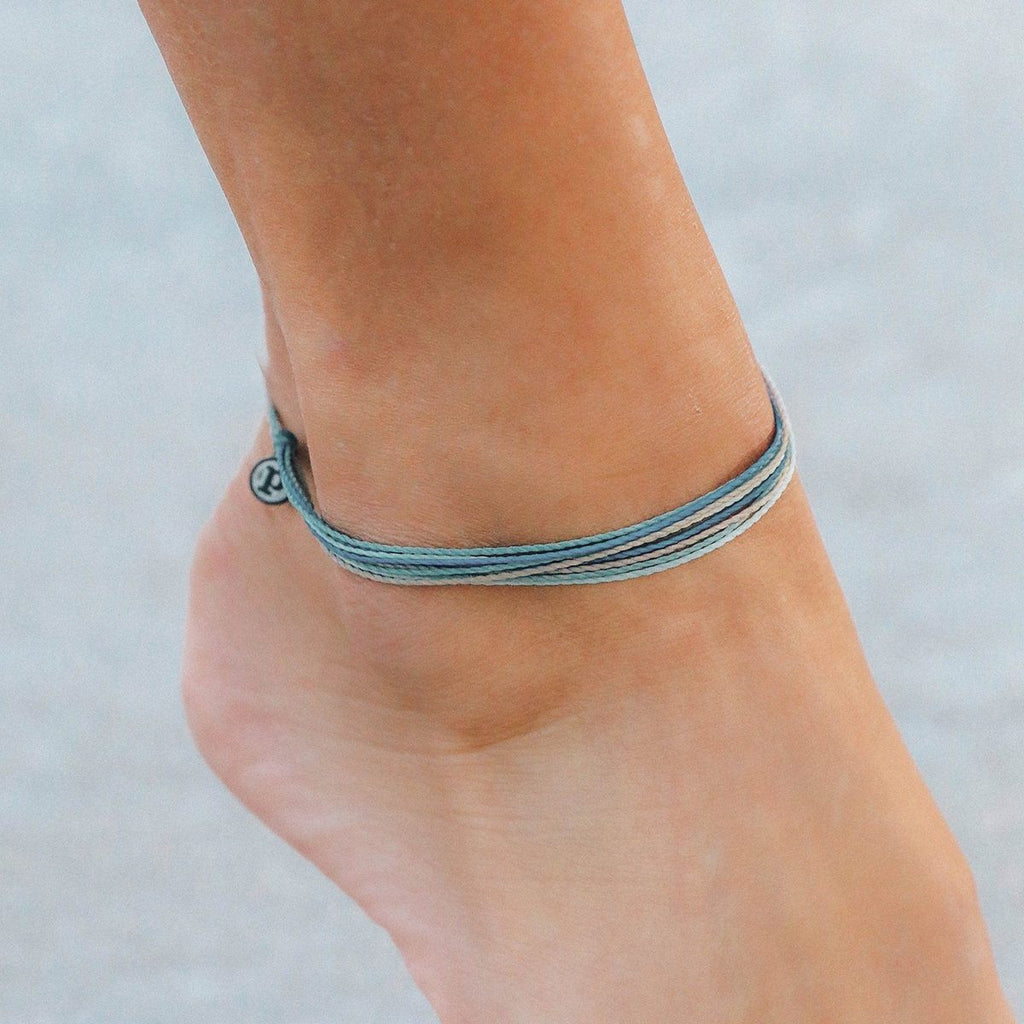 April Showers Anklet - T. Georgiano's