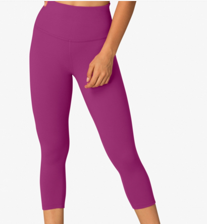 Beyond Yoga High Waist Capri Legging
